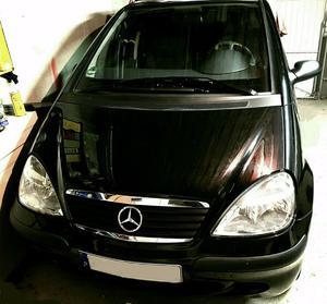 Mercedes Benz A Klasse 170 mit neuer Automatik