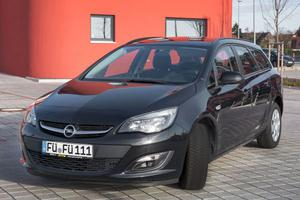 Opel Astra J Sports Edition Tourer 1.4T Typ: Turbo ecoFLEX
