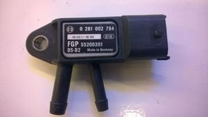 Drucksensor Partikelfilter für Opel Zafira B