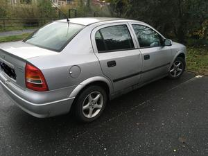 Opel Astra G 1.6 Edition 100