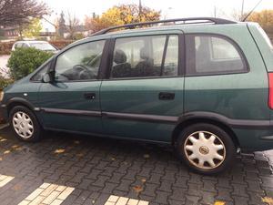 Opel Zafira 1.6 7 Sitzer !!!