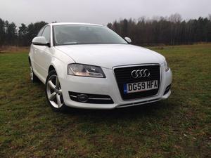 Audi A3 english kenzeichen  r 1.6 benzin Full Service