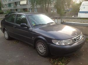 Saab aus erster Hand mit neuen Tüv