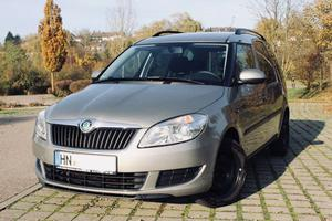 Skoda Roomster (Autogas/Benzin!)
