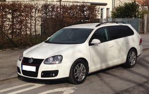 VW Golf Variant 1.9 TDI DPF