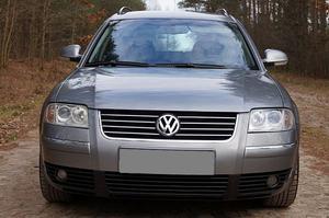VW Passat Variant 1.9 TDI DPF