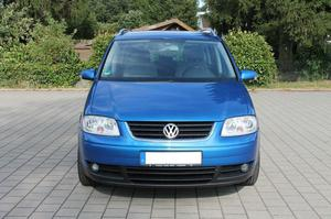 VW Touran 1.9 TDI DPF