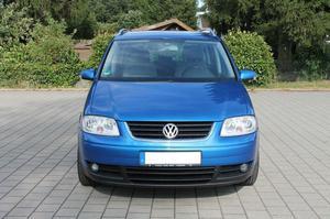 VW Touran 1.9 TDI DPF