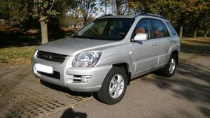 KIA Sportage 2,0 EX 4WD, Allrad, Benziner, 5 Gang