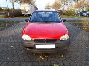 Opel Corsa v TÜV 1/19