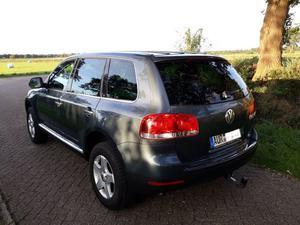 VW Touareg Diesel Schaltung sehr gepflegt AHK Navi Telefon