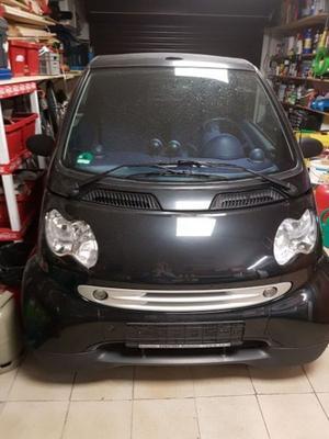 Smart Fortwo 450 Cabrio (schwarz) Top Zustand