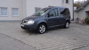 VW Caddy 2.0l TDI Life mit 140PS.
