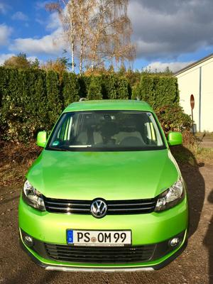 VW Caddy Cross 1.6 TDI, Sondermodell (5-Sitzer)