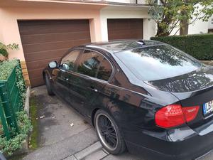 BMW 320d DPF