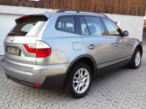 BMW X3 3.0d X-Drive