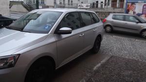 Skoda Fabia III Combi, hohe Ausstattung, 110 PS, EZ ,