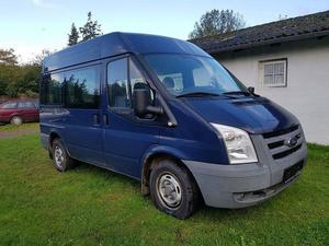 FORD TRANSIT - BEHINDERT TRANSPORT