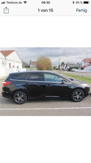 Ford Focus Turnier 1.6 EcoBoost