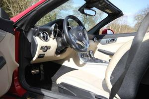 Mercedes-Benz SLK 250 CDI 7-G tronic