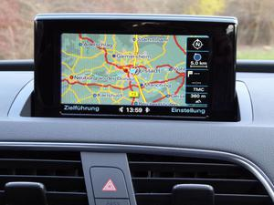Audi Q3 2.0 TDI EU6, LED, Navi, el. LWS, 5J Garantie