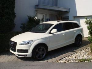 Audi Q7 4.2 TDI S-Line + Exclusive / 'unique'