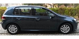 VW GOLF VI 6 BLUE MOTION 1.6 TDI 105 PS SEHR SPARSAM *