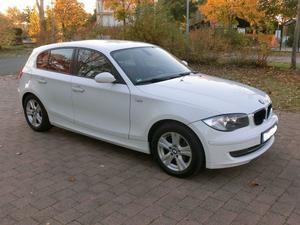 BMW 120d DPF, TÜV -fach bereift, unfallfrei,