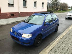 VW Polo V Faltdach,TÜV/Neu