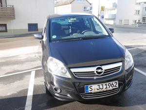 Opel Zafira B - 7 Sitzer
