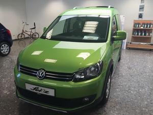 Verkaufe VW Caddy Cross 1.6 TDI (5-Sitzer)