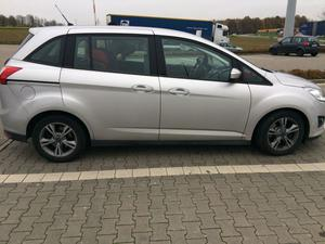 Ford Grand C Max Erstzulassung