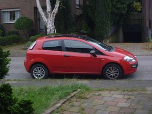 Fiat Punto Evo 1.4 8V Panoramadach