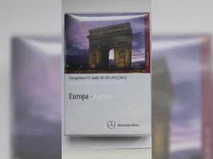 Mercedes Navigations CD Audio 50 APS  - ROT -