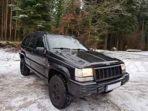 Jeep Grand Cherokee 5.9 Limited LX mit Gasanlage / LPG