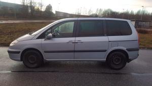 Verkaufe Peugeot 807 Baujahr  Farbe Grau