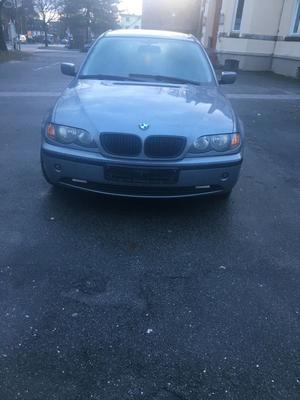BMW E  PS voll automatisch Facelift motor unbekannt