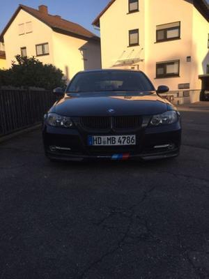 BMW 320 E91