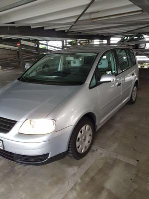 VW TOURAN 1,9 TDI 1. Hand