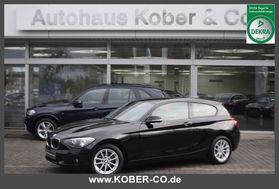 BMW 118dA Garantie 1.Hd. Sitzheizung Regensensor PDC