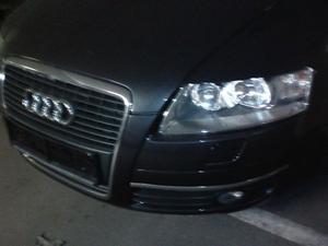 Audi A6 Avant 2.0 TDI Kombi / Grau / Mit guter Ausstattung