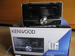 Autoradio Kenwood. Neuwertig.
