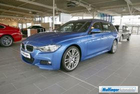 BMW 320d Touring M Sport gewLeasing ab