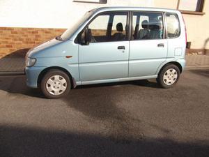 Daihatsu Move Blue Line 1.0