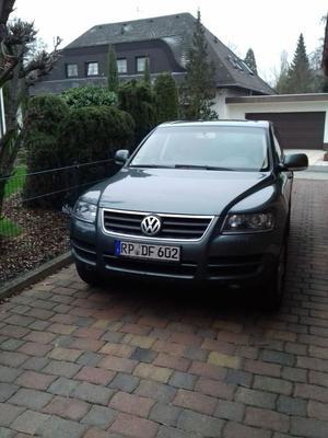 VW Touareg zu verkaufen