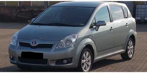 Toyota Corolla Verso Executive Automatik Navi Kamera