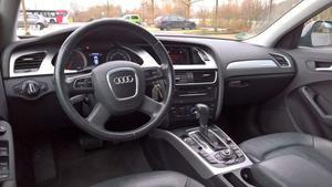Audi A4 allroad quattro 3.0 TDI DPF