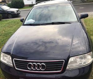 Audi A6 4B Avant 2,5 TDI