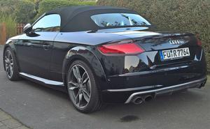 Audi TTS Roadster S Tronic,Vollausstattung,370 PS
