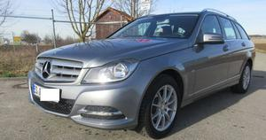 Mercedes-Benz C 180 T CGI Automatik BlueEFFICIENCY